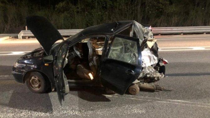 17-летний пассажир «Лады» погиб в ДТП в Воронежской области