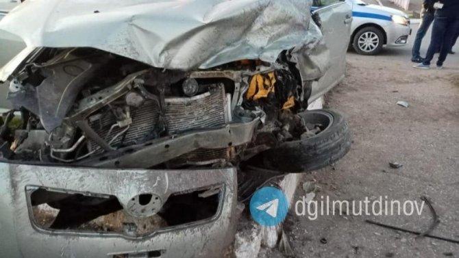 Пять человек пострадали в ДТП в Белебее