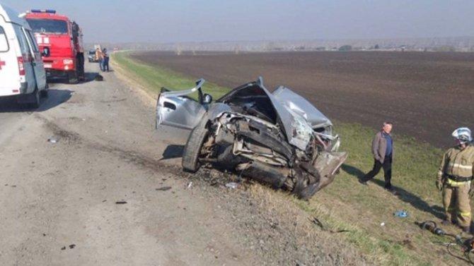 В ДТП в Тюменской области погиб пожилой мужчина