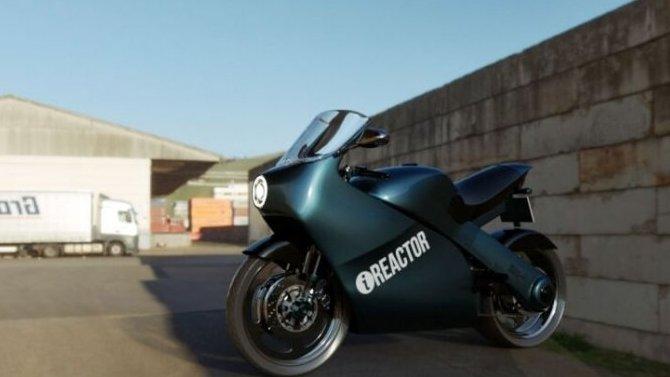 Какимбы мог быть электромотоцикл Ural
