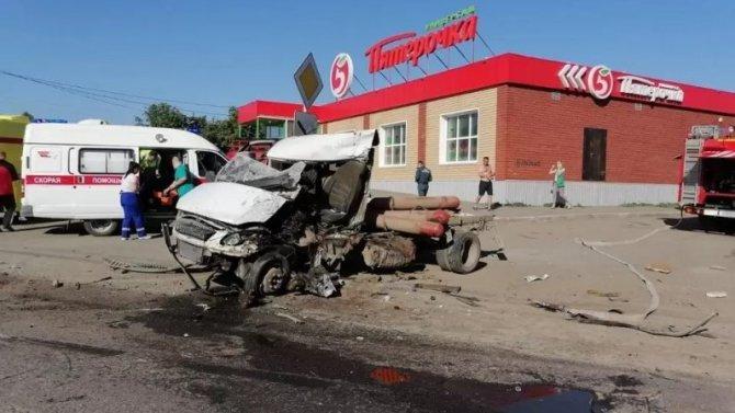Водитель иномарки погиб в ДТП в Копейске