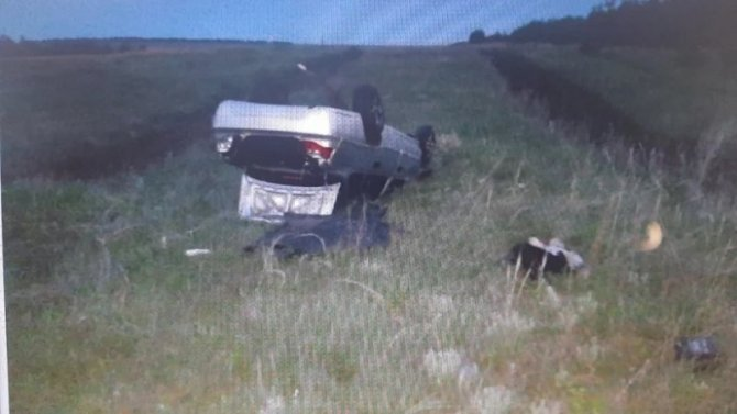 Молодой водитель погиб в ДТП в Аткарском районе Саратовской области