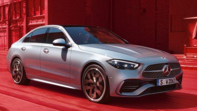 ВРоссии начался приём заказов нановый Mercedes-Benz С-Class