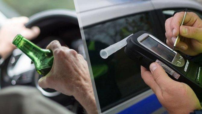 В России будут строже наказывать тех, кто второй раз сел пьяным за руль