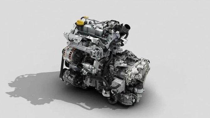 ВRenault создан новый бензомотор для гибридных силовых установок