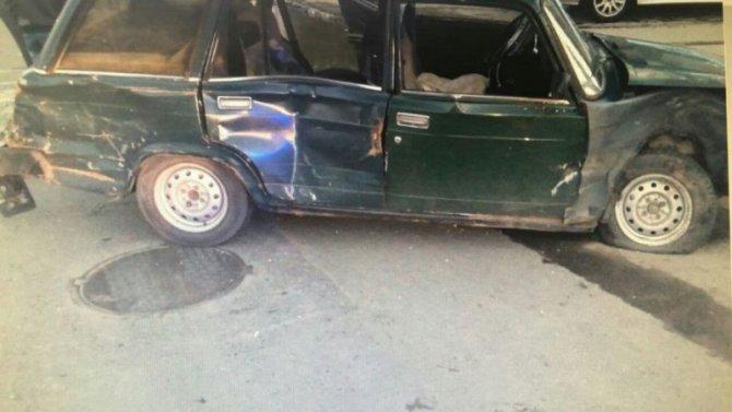 Три человека пострадали в ДПТ в Саратове