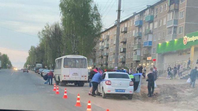 В Торжке в ДТП погибла 4-летняя девочка