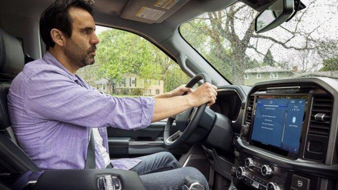 Автомобили Ford получат «перепрошивку» электроники