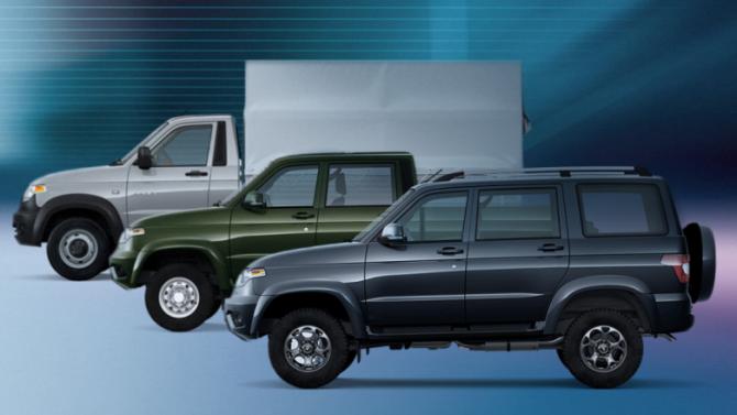 Автомобили «УАЗ» стали доступны поподписке— менее, чем от50 тыс. рублей вмесяц