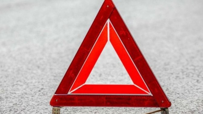 Мотоциклист погиб в ДТП в Курске