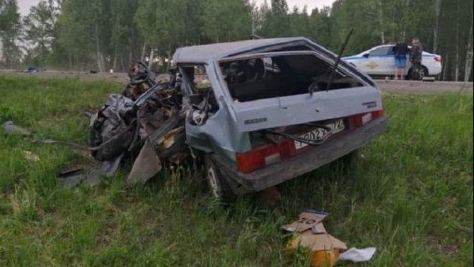 В ДТП под Тюменью погиб молодой водитель