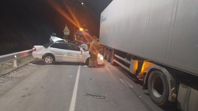В ДТП в Тюменской области по вине пьяного водителя погиб человек