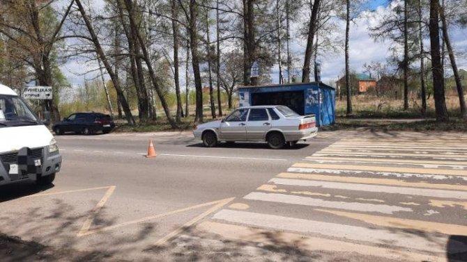 В Курске насмерть сбили пешехода