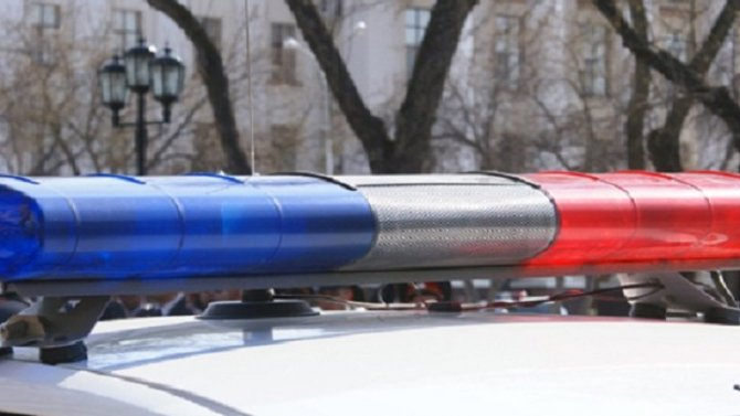 В Омске водитель сбил женщину и скрылся