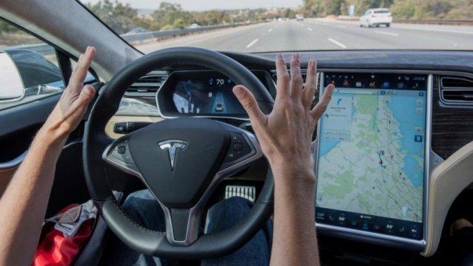Подписка на автопилот Tesla FSD откроется в июне