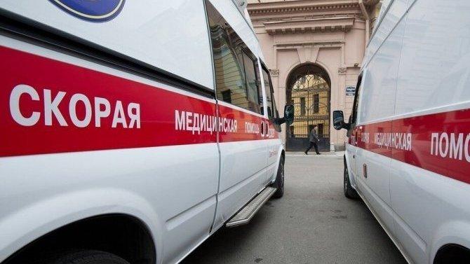 Четыре пассажира автобуса пострадали в ДТП в Ижевске