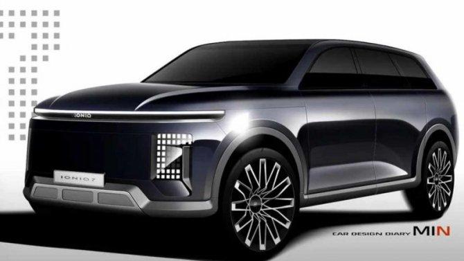 Hyundai готовит новый электромобиль