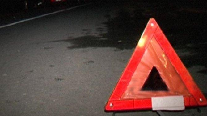 ВПсковской области петербуржец наMitsubishi Outlander сбил петербуржца, перебегавшего дорогу