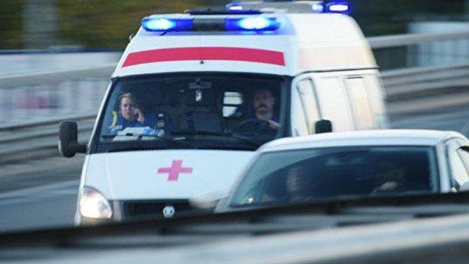 Ребенок попал в больницу после ДТП с маршруткой в Омске