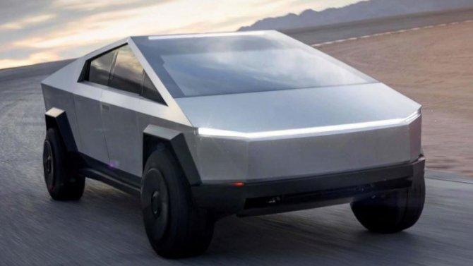 Электропикап Tesla Cybertruck получит интересную «фишку» воснащении