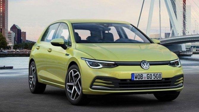 ВРоссии начался приём заказов нахэтчбек Volkswagen Golf