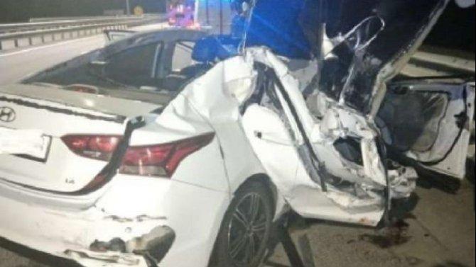 В ДТП в Маловишерском районе Новгородской области погиб пассажир легковушки