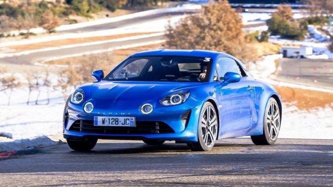 Фирма Alpine стала управлять подразделением Renault Sport