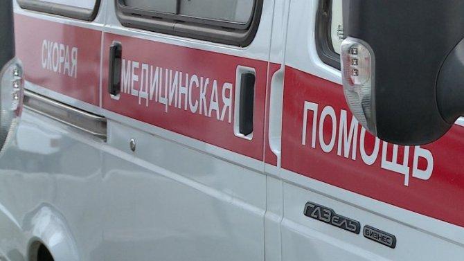 В Камышине Волгоградской области сбили 4-летнюю девочку