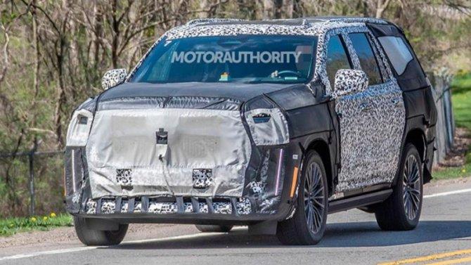 Cadillac Escalade получил «заряженную» версию