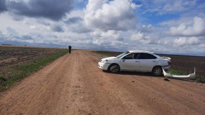 25-летняя девушка погибла в ДТП в Иркутской области