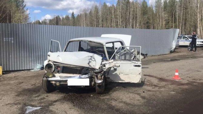 Шесть подростков пострадали в ДТП в Сыктывкаре