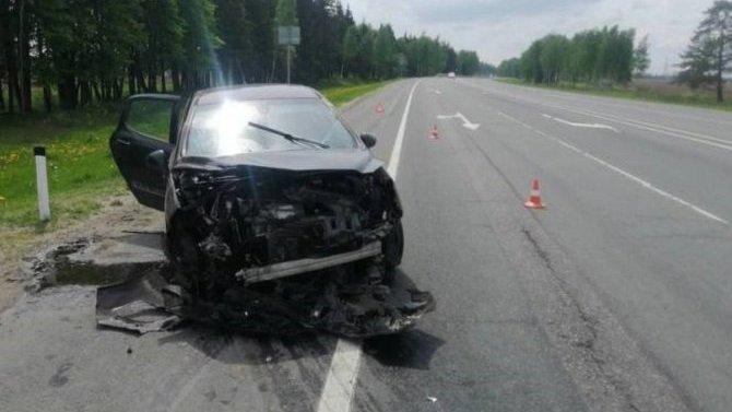 Две женщины пострадали в ДТП в Выгоничском районе Брянской области