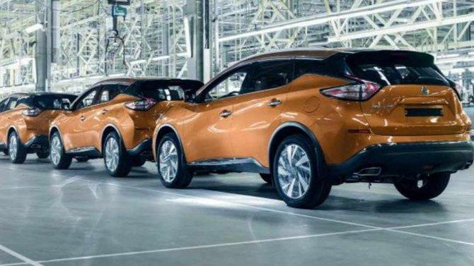 Nissan выпустил наполмиллиона меньше автомобилей из-за нехватки микрочипов