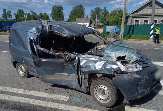 В Тверской области женщина погибла в ДТП по вине пьяного водителя (2)