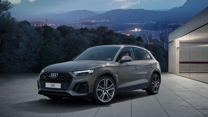 Этой весной обновленный Audi Q5 готов к любым вызовам!