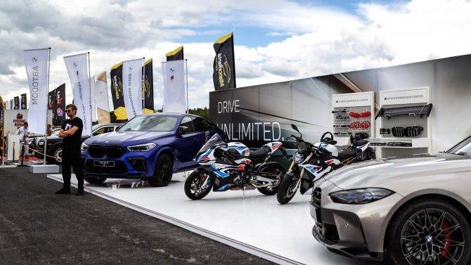 АВТОDOM стал сердцем автомобильного фестиваля UNLIM 500+