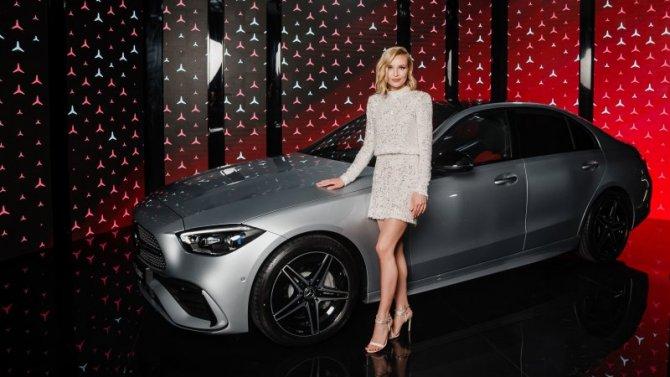 В Mercedes-Benz КЛЮЧАВТО прошла презентация Нового C-Класс.