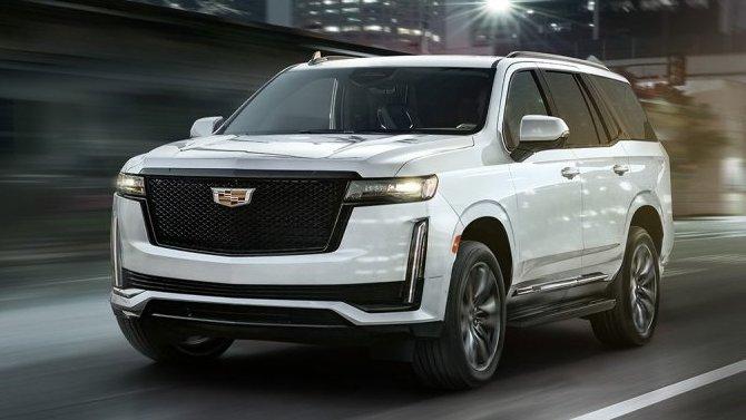 АВИЛОН открывает прием заказов на новый Cadillac Escalade!