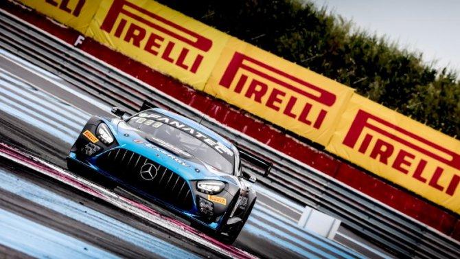Константин Терещенко выступит на этапе GT World Challenge Europe Sprint Cup в Нидерландах