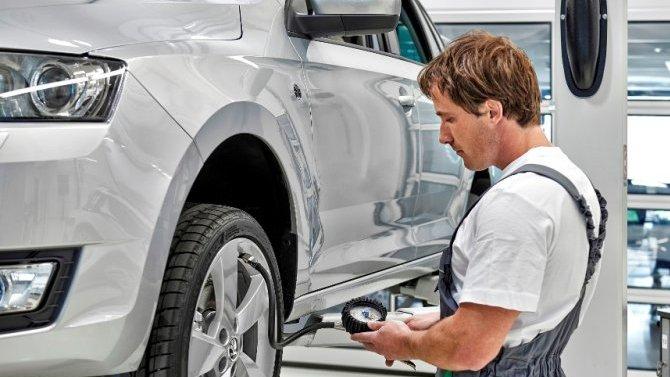 Фаворит Моторс предложил выгодную программу на обслуживание автомобилей ŠKODA
