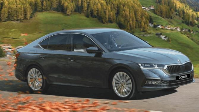 ŠKODA OCTAVIA стала лауреатом премии «Автомобиль года в России – 2021»