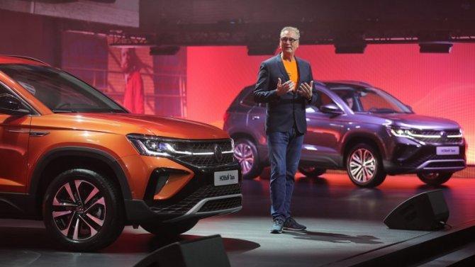 Volkswagen Taos – российская премьера
