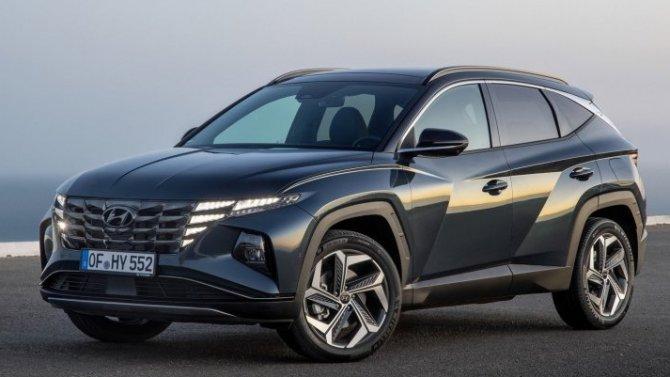ВРоссии стартовали продажи нового Hyundai Tucson: максимальный ценник— вшаге от«налога нароскошь»