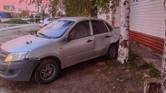 В Нижневартовске водитель насмерть сбил женщину и скрылся