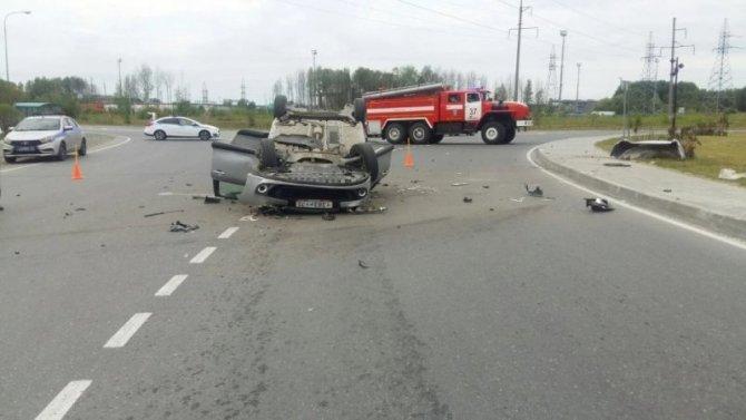 18-летняя девушка погибла в ДТП в Тобольске