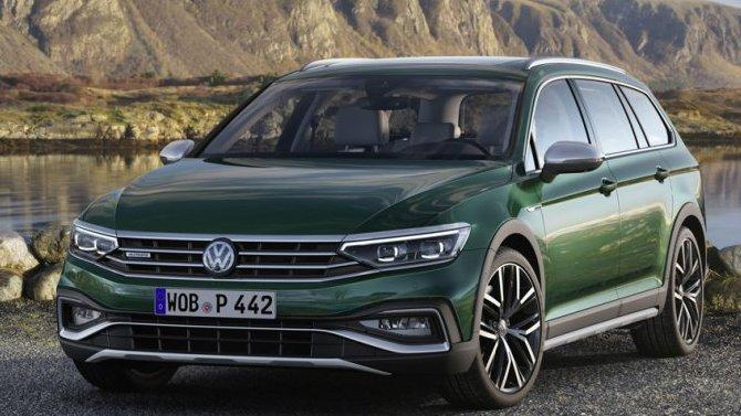 ВРоссию привезут универсал Volkswagen Passat Alltrack— немного подробностей оновой «пятидверке»