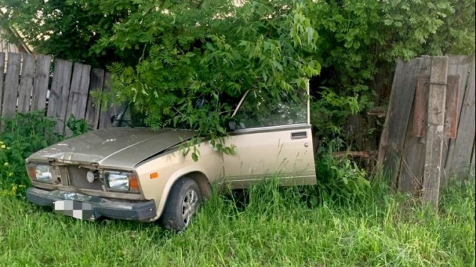 В Спасском районе Рязанской области пьяная женщина насмерть сбила мужа