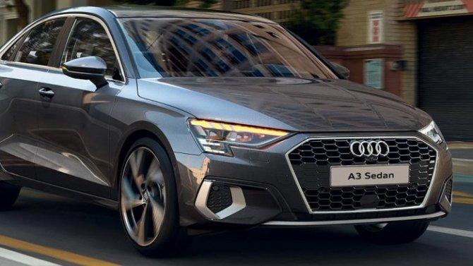 Новые Audi A3 Sedan и Audi A3 Sportback специальной серии Joy, Cosmo и Fun: не А3цай, что эффектный