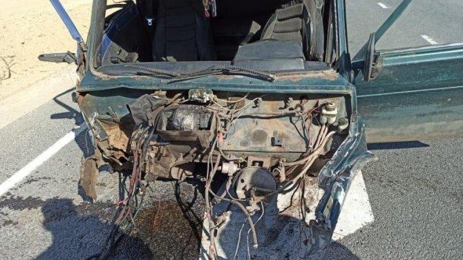 Женщина погибла в ДТП с грузовиком в Сасовском районе Рязанской области