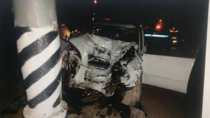 В Энгельсе иномарка насмерть сбила дорожного рабочего